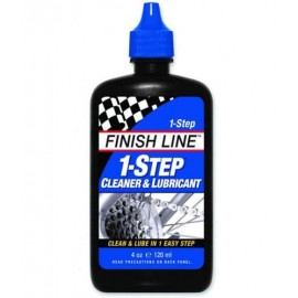 FINISH LINE Limpiador y lubricante 4oz/120ml